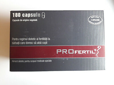Profertil for men, 180 capsules, Lenus Pharma