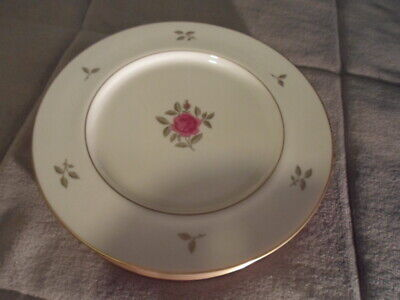 Lenox Rhodora Dinner Plate Excellent Condition  10 1/2 Inches