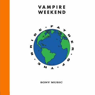 Vampire Weekend - Father of the Bride [CD] Sent Sameday*
