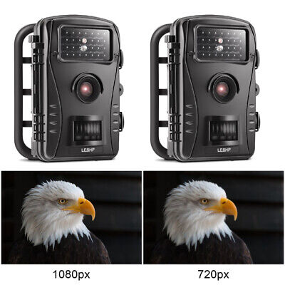 2Pack Digital Game Camera Wildgame Innovations Terra 8 MP HD Infared Widegame MY