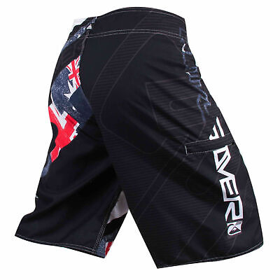 AU Men's Surf Board Shorts Casual Short Trunk Swimwear Swimming Pants Quiksilves