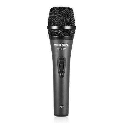 Professional Dynamic Moving-coil Vocal Handheld Microphone Cardioid with X0K9