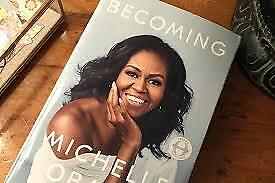 Becoming by Michelle Obama (New Hardcover Book – 2018) RETAIL EDITION