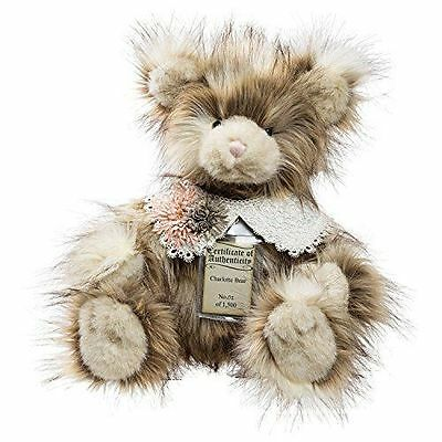 Complete With Gift Bag Special Offer Silver Tag Bears Oscar rrp £75 Fine Quality