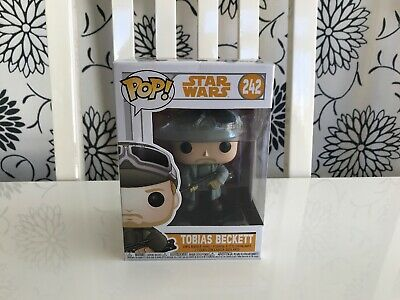POP! Bobble: Solo: A Star Wars Story (Tobias Beckett w/ Goggles) [POPS]