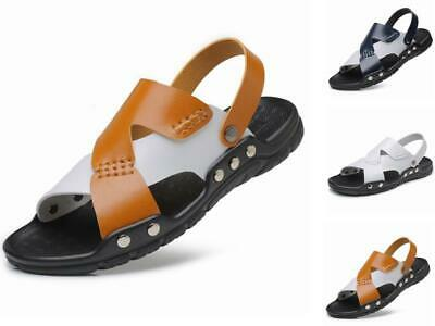 New Mens Boys Summer Casual Sandals Walking Sports Hiking Beach Shoes Size S058