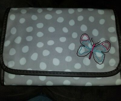 thirty one trifold and go polka dots butterflies.   Aa1