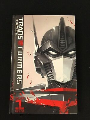 Transformers The IDW Collection - Phase 2 Volume 1 - IDW