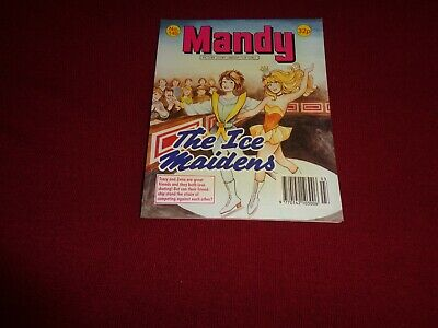 RARE MANDY  PICTURE STORY LIBRARY BOOK from 1990's: never been read. ex condit!