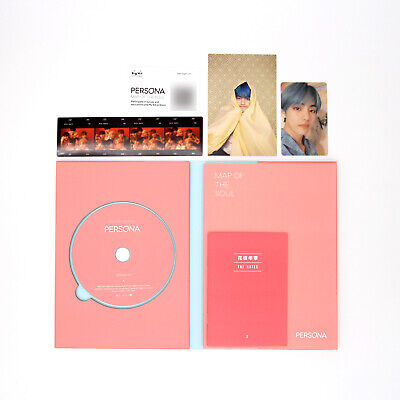 [BTS] MAP OF THE SOUL:PERSONA/Boy with Luv/Ver. 2/Album+V pc