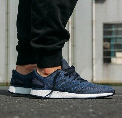 3a0b73712 ADIDAS PUREBOOST DPR Bb6293 Men s Running Shoes Blue 100% Authentic ...