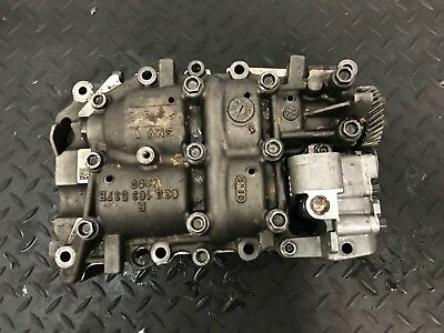 vw audi 2.0 tdi oil pump balance shaft Full Unit next day delivery