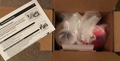 New In Box Sharps Recovery 1 Gallon USPS Return System Container - UNUSED