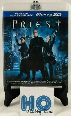 BLU-RAY - Priest - 3D - version non censuree - Comme NEUF