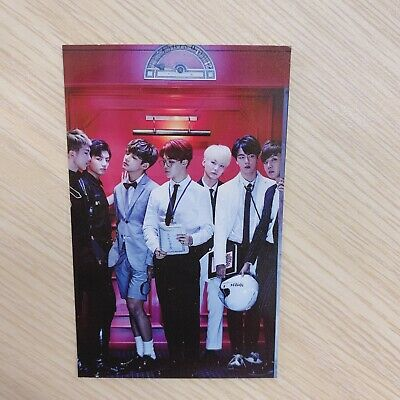 Bts Group Young Forever Dope Limit Official Photocard