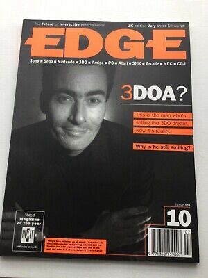 EDGE Magazine #10 July 1994