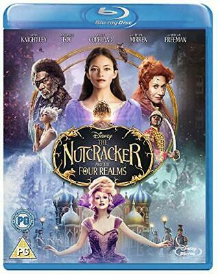 NUTCRACKER and THE FOUR REALMS THE [DVD]