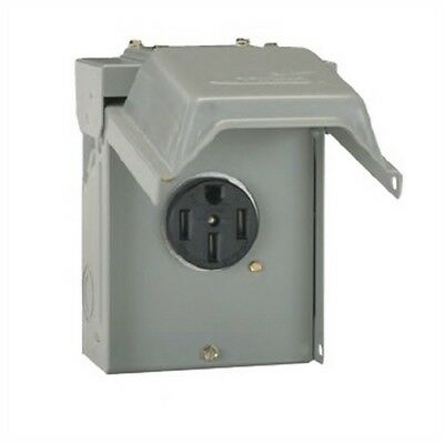 Midwest U054 Power Outlet Panel