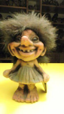 VINTAGE NORWAY Troll Ny Form aus Norwegen
