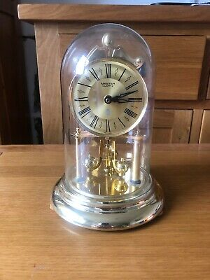 Very Large Vintage Anniversary Mantle Clock
