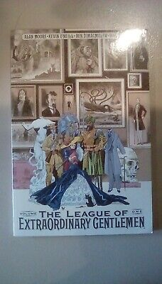 The League of Extraordinary Gentlemen by Alan Moore at all paperback