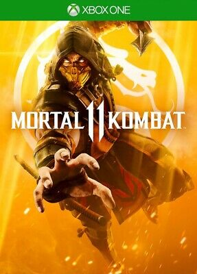 MORTAL KOMBAT 11 for Xbox One * DIGITAL DOWNLOAD * EMAIL DELIVERY