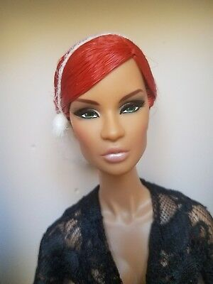 NRFB EVENING BLOSSOM DOMINIQUE MAKEDA NU FACE FASHION ROYALTY INTEGRITY Doll