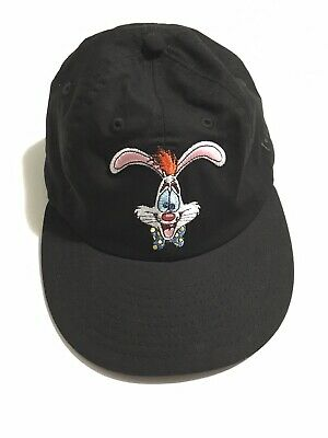 12cfabcfcc0bd The Hundreds Snapback Hat New Era Roger Rabbit Rare Limited Edition Preowned
