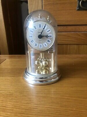 vintage German Aniversary Mantel Clock