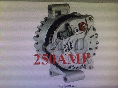 2005 2006 2007 Ford F-Series Alternator F550 E450 Super-Duty 6.0L V8 High Output