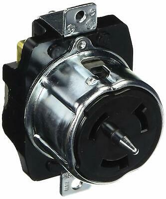 Hubbell CS8169 Locking Receptacle 50 amp 480V, 3 Pole 4 Wire