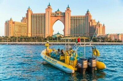 Dubai Entertainer 2019 - Yellow Boats - Buy One Get One Free Admission Tickets