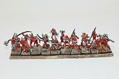 Warhammer Tomb Kings Skeleton Archers Well Painted