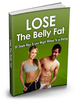 Lose The Belly Fat Facts eBook PDF with Full Master Resell Rights