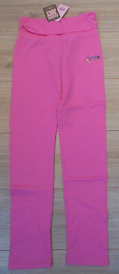 Juicy Couture girl pink joggers trousers skinny pants 6-7-8 y BNWT designer