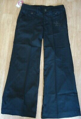 Black trousers girl Nolita Pocket 2-3, 9-10 y BNWT designer