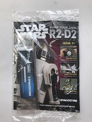 DEAGOSTINI STAR WARS BUILD R2-D2 Issue 11 - Dome Chassis R2d2