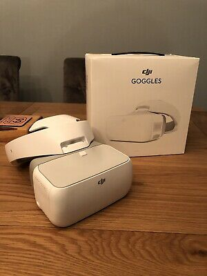 DJI Goggles (used Once)