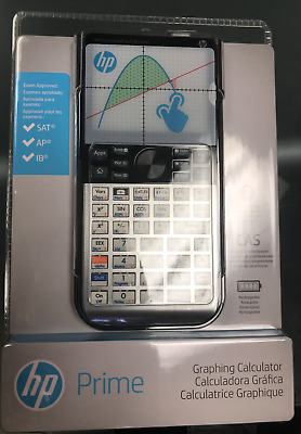 HEWLETT-PACKARD HP PRIME G2 Calculator 2AP18AA#B1K English/Spanish/PT/FR  **NEW