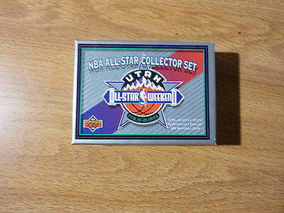 "1992-1993 Upper Deck ""All-Star Weekend"" Basketball Complete Set- Jordan, Shaq Rc"