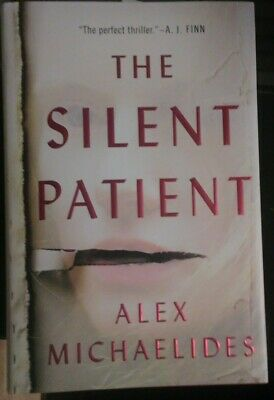 The Silent Patient. By Alex Michaelides HARDCOVER