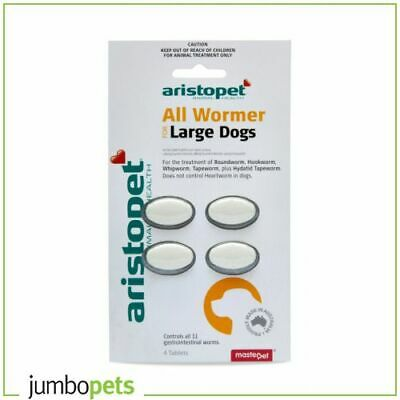 Aristopet All Wormer for Large Dogs