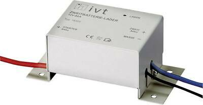 IVT 12/80 18320 Caricatore per due batterie 12 V Energia eMobility (to0)