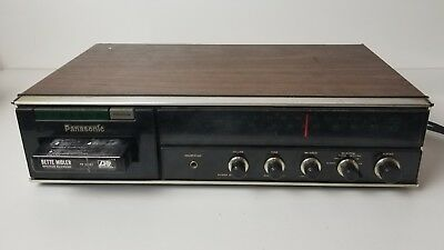 panasonic re 8134 Fm/Am 8track stereo