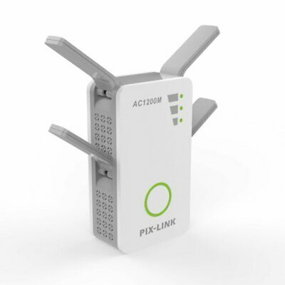 AC WIRELESS ROUTER High Power AC1200 Dual Band 4 Antenna Access