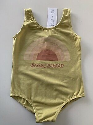 Girls Bella And Lace Leotard Size 7-8 BNWT (small fit)