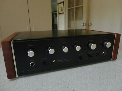 Sansui AU-101 Solid State Stereo Amplifier