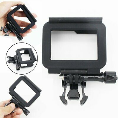 Housing Case Microphone Cold Shoe Adapter Mount for GoPro Hero7 6 5 Camera VW