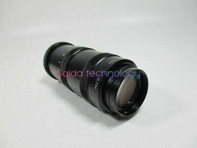 1PC KEYENCE CA-LM0510 Zoom Telecentric Macro distance industrial camera lens#SS