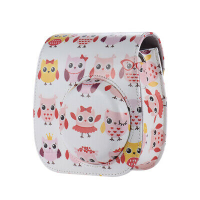 Andoer PU Protective Camera Case Bag Pouch Protector for Fujifilm Instax M3Z7